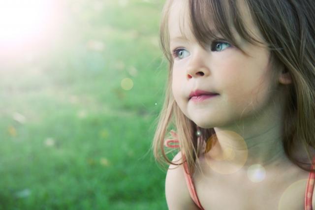 dziecko nieśmiałe