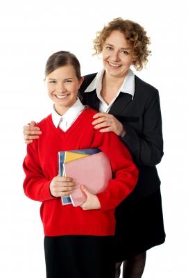 nauczyciel i dziecko