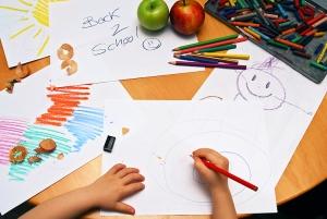 rysunki dziecka